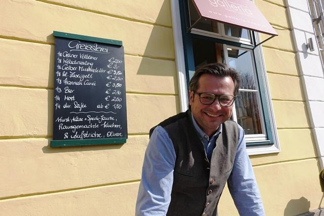 Gerhard Schierl | Die Greisslerei Bad Ischl