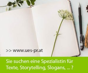 Storytelling, Text | Dr. Ilse Retzek-Wimmer