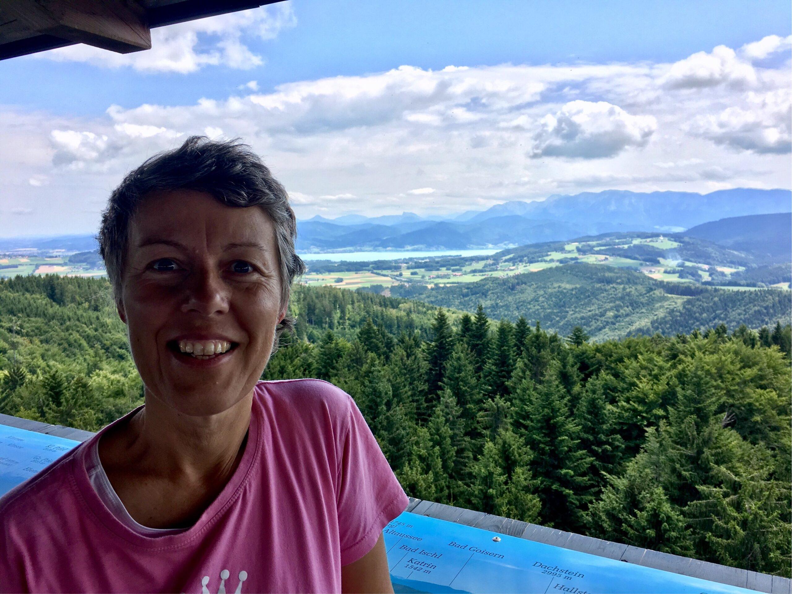 Aussichtswarte am Lichtenberg