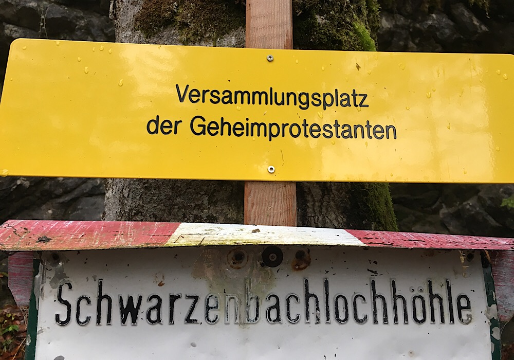 Die Geheimprotestanten in Bad Goisern