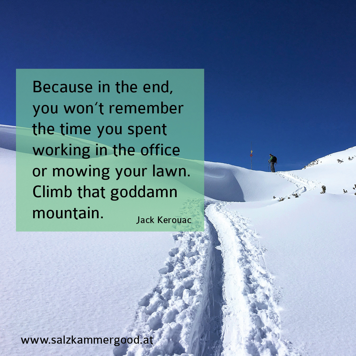 Jack Kerouac Statement Berg