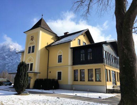 Spitzvilla in Traunkirchen