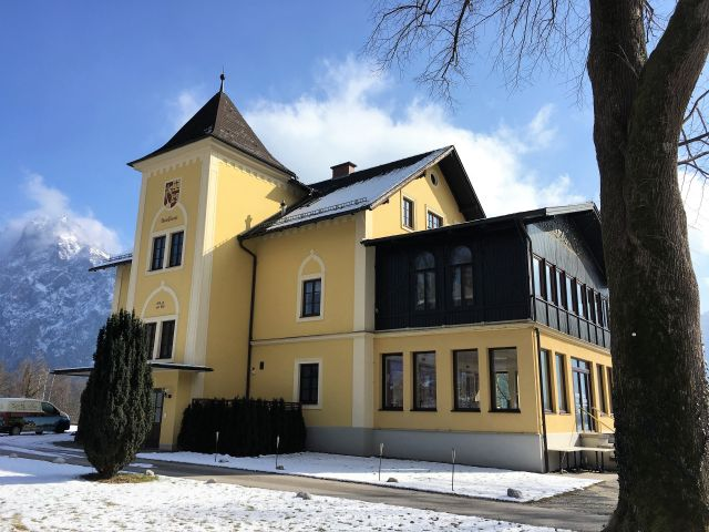 Spitzvilla in Traunkirchen