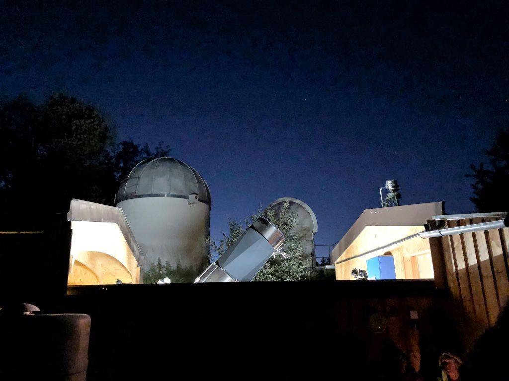 Sternwarte am Gahberg