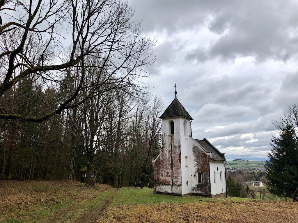 Ahberg Kapelle St. Georgen