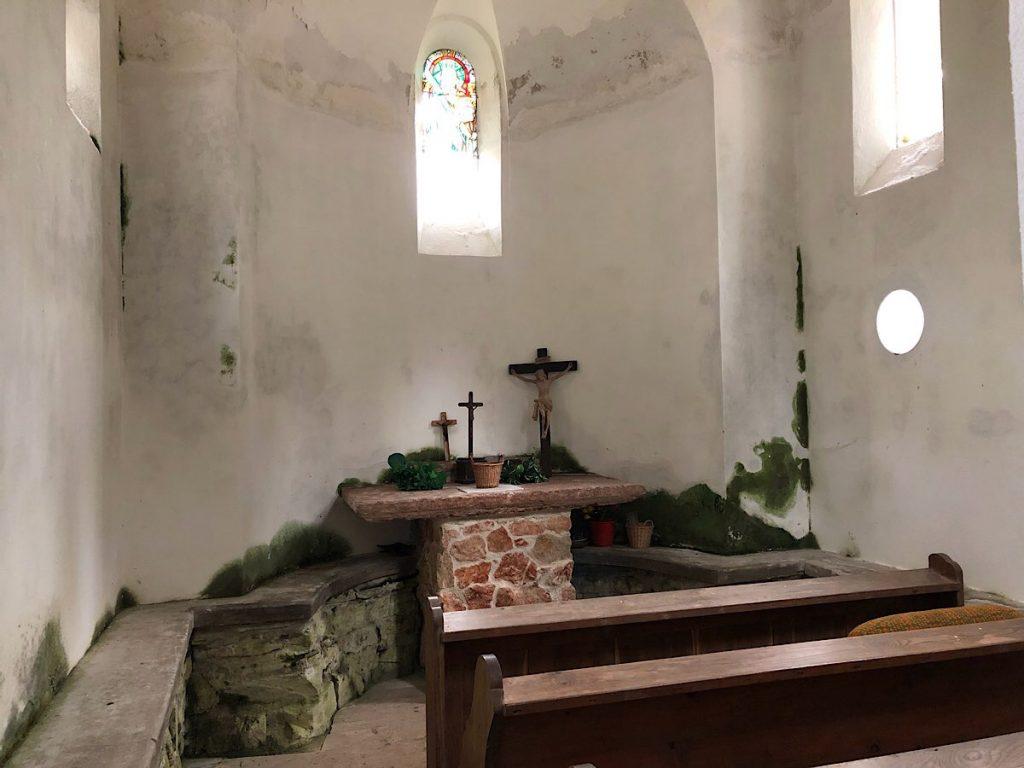 Johanneskapelle in St. Georgen im Attergau