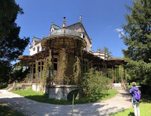 Marmorschlössel im Kaisergarten
