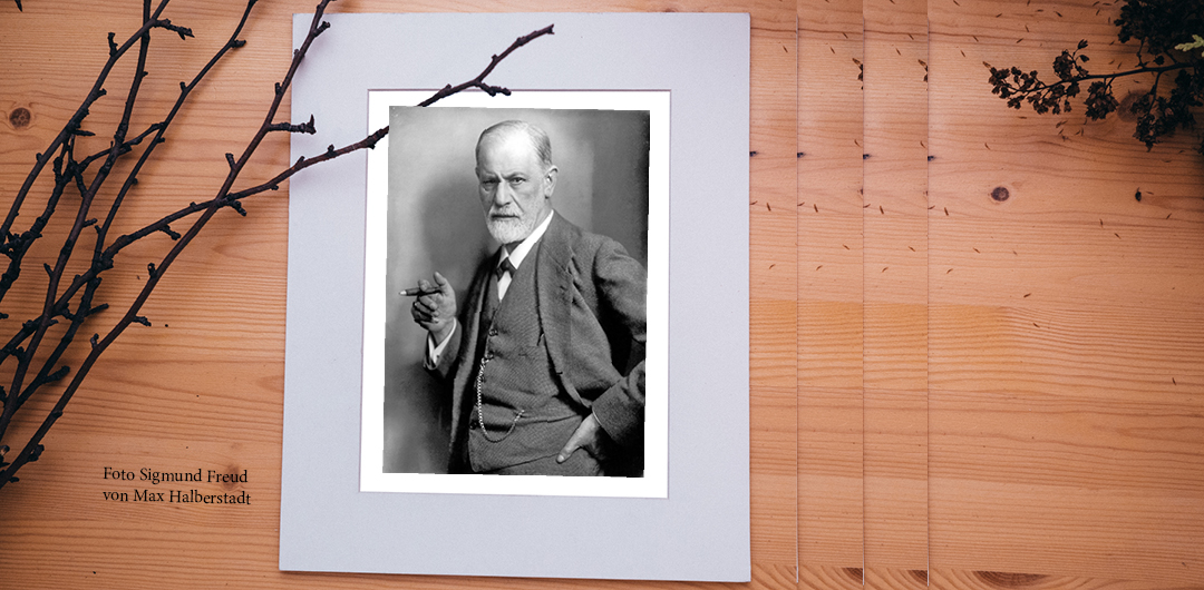 Sigmund Freud in Bad Ischl
