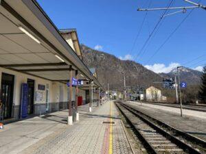 Bahnhof in Bad Ischl