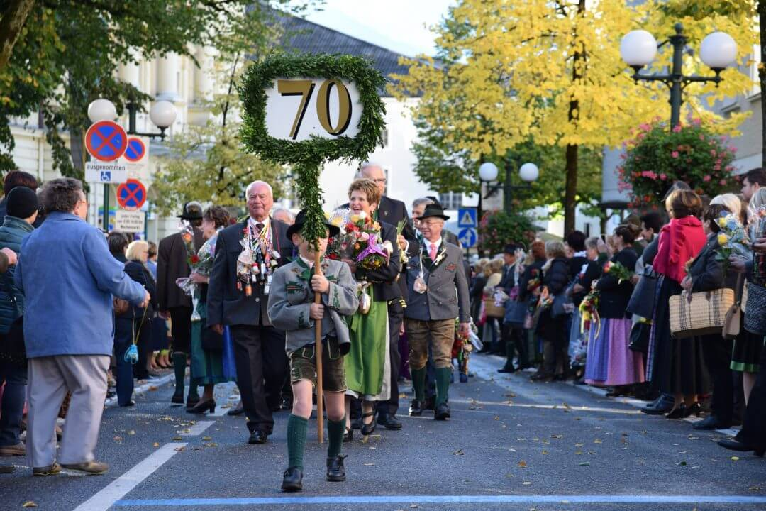 Liachtbratlmontag in Bad Ischl
