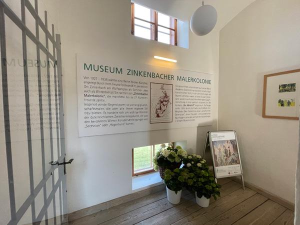Museum Zinkenbacher Malerkolonie in St. Gilgen